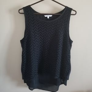 Alfred Sung tank top